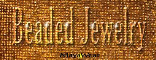 MayaWear Beaded Jewerly